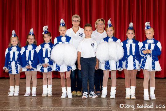 "Kindertanzgruppe ""Rositzer Dance Kids"""