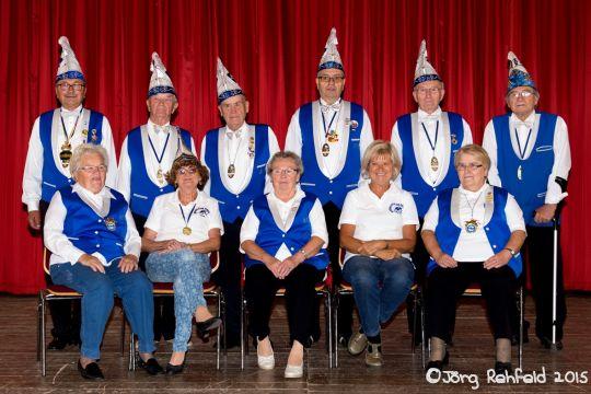 "Seniorengruppe ""Alte Garde"""