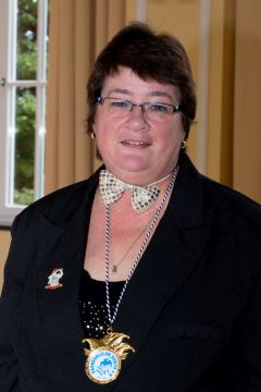 Gerlinde Schmidt, Vizepräsidentin